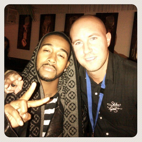 Nightfloor & Omarion