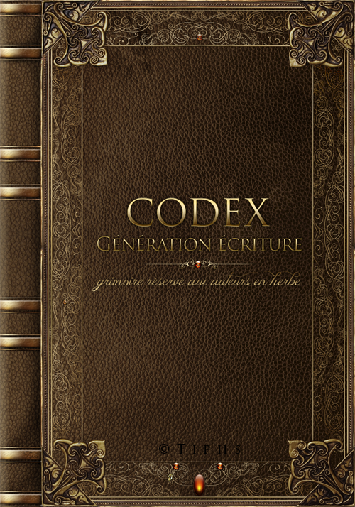 Le Codex de G�n�ration �criture revient !