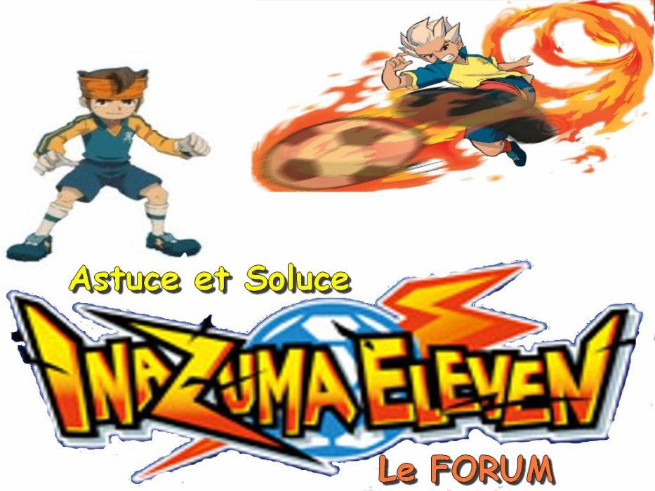 inazuma eleven 1 comment avoir double pression