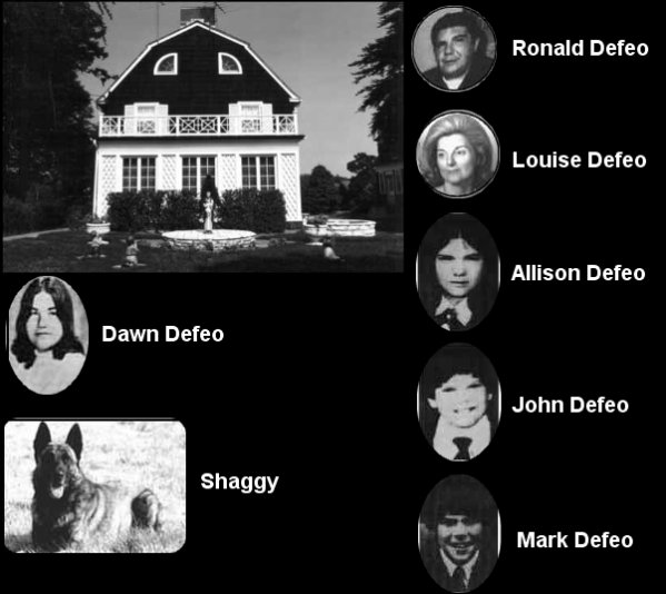 Amityville la maison du diable dossier myst re for Amityville la maison du diable streaming
