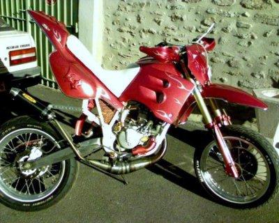 la plus belle moto 50cc