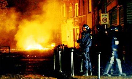 Apr�s l'affaire de l'�peule, les policiers confient leur frustration