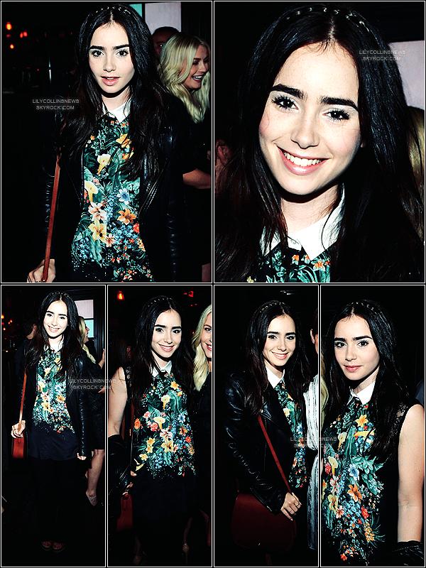 *   31/05/2012 - Lily � �t� photographi� dans les rues de Bervely Hills  J'adore sa tenue. Un tr�s gros top pour moi *