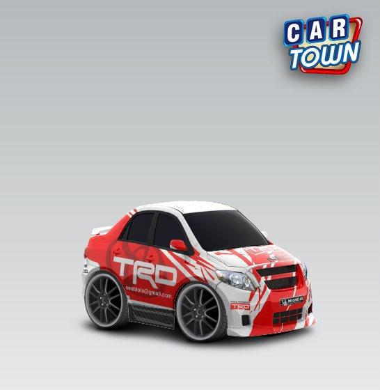 Toyota Corolla Tuning 2009 Toyota Corolla Xrs 2009
