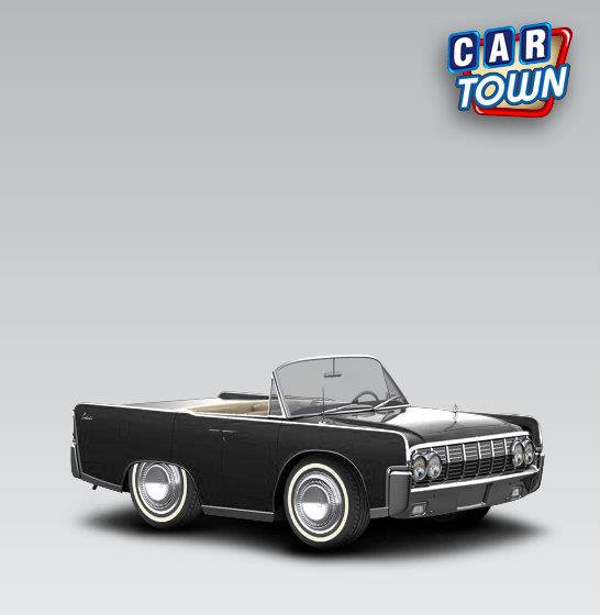 lincoln continental convertible 1964 serty car town tuning. Black Bedroom Furniture Sets. Home Design Ideas