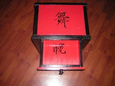 meuble peint a la main style asiatique blog de sudamani. Black Bedroom Furniture Sets. Home Design Ideas