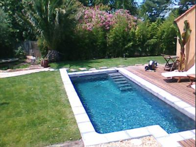 Piscine rectangulaire 7m x 3m sur 1m55 de hauteur suite for Piscine gonflable 3m