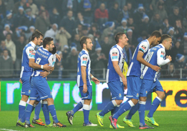 13�me journ�e Liga Zon Sagres: FC Porto 2-0 Maritimo