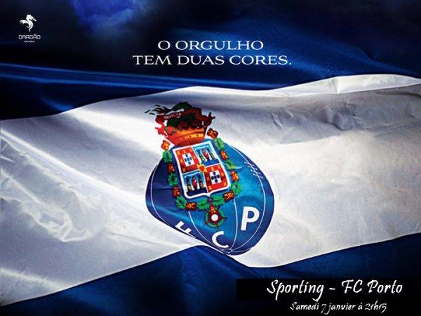 14�me journ�e Liga Zon Sagres: Sporting 0-0 FC Porto