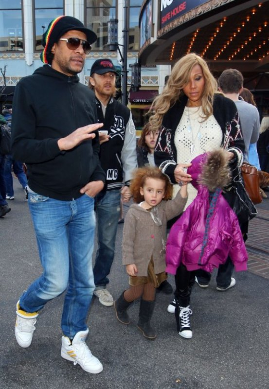 Tim Et Angie Guetta Famille De Stars Et De Sportifs