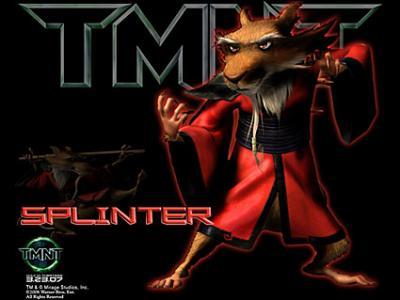 Ma tre splinter le blog des tortues ninja leo raph dony et - Maitre rat tortue ninja ...