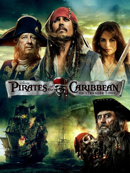 Critique Pirates des Caraibes 4: jour J: