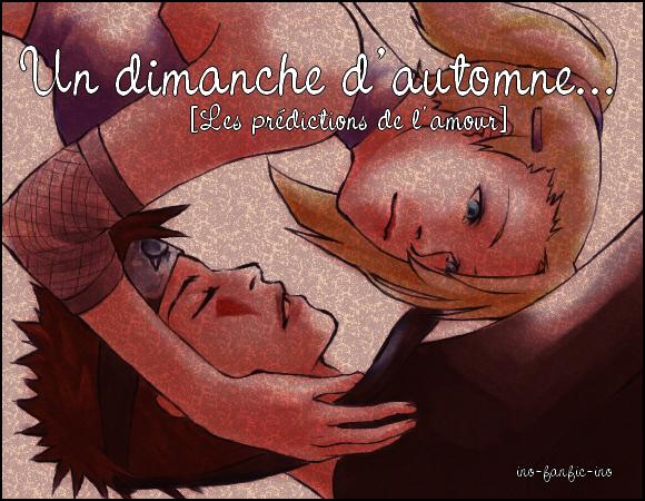 ._|.<(+_+)>.|_. [Les pr�dictions de l'amour] ._|.<(+_+)>.|_.