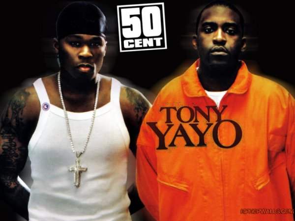 TONY YAYO 50 CENT BANG BANG (2014)