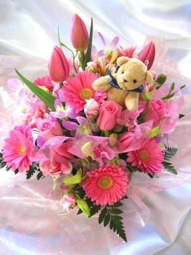 Tres beau bouquet de fleurs blog de romantique21160 for Les beaux bouquets de fleurs