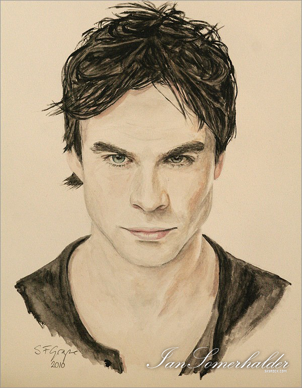 Blog de the vampire diaries 1234 page 7 blog de the - Vampire diaries dessin ...