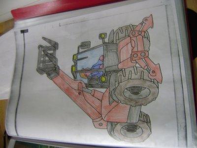 Articles de fendt185 tagg s manitou voici mon blog de - Dessin anime de tracteur john deere ...