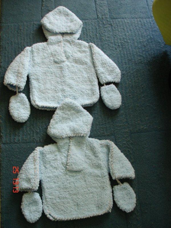 pulls � capuche termin�e en laine toute douce.