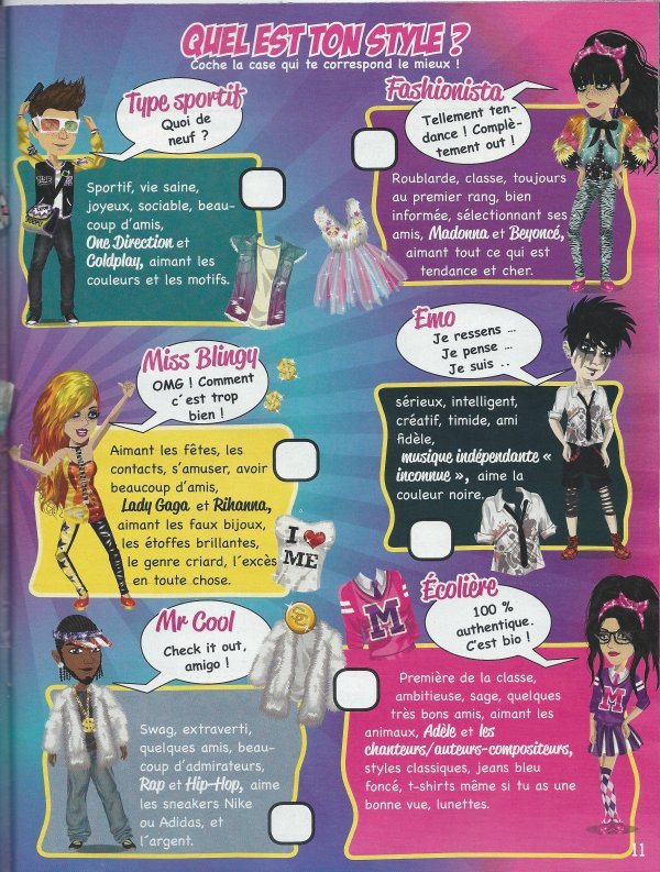 Moviestarplanet Magazine 2