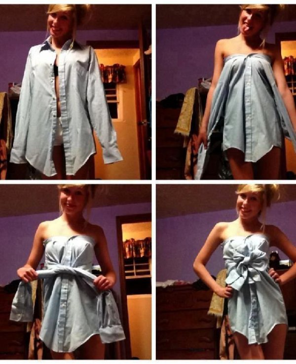 Blog de sisi swagg swagg for Make a dress shirt