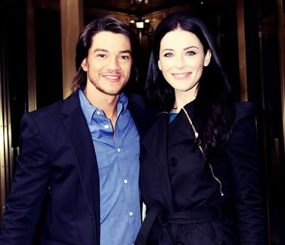 Craig Horner couple