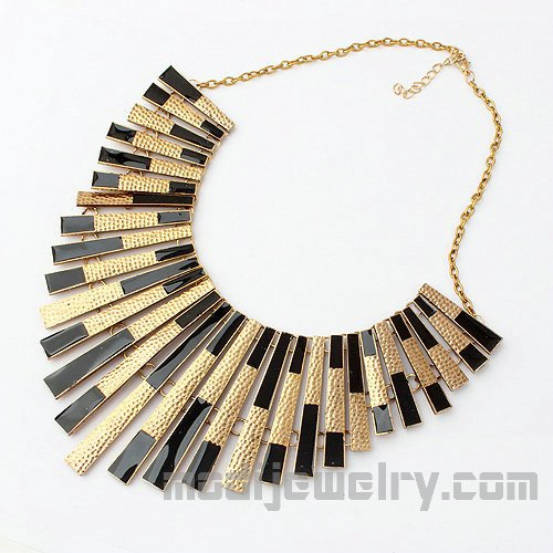 Stripe fashion necklaces fashion jewelry 2012 fashion jewelry shop trendy jew