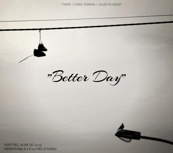 2009 (explicit) / Better Day (Radio Edit) (2014)