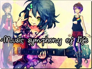 N�6  Music symphony of life