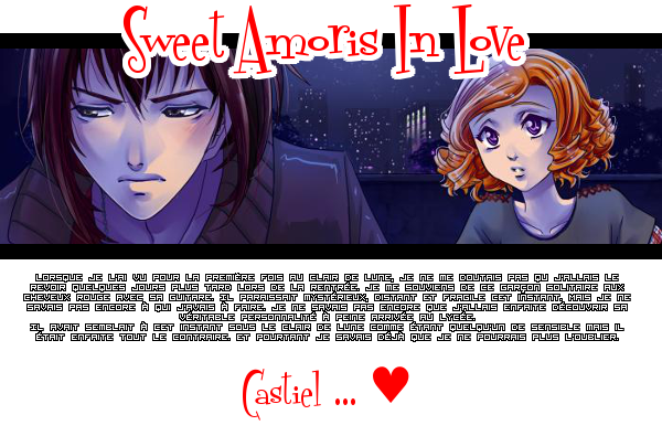 N�8 Sweet Amoris In Love