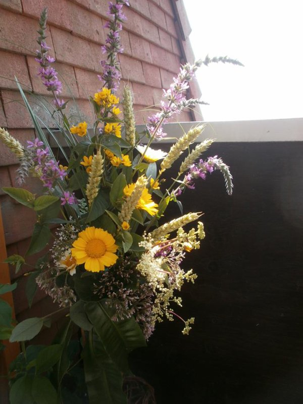 bouquet de fleurs des champs blog de rosarum199. Black Bedroom Furniture Sets. Home Design Ideas