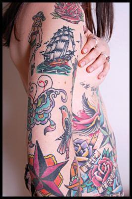 Signification des tatoo c 39 est bien moi en dessous - Signification tatouage etoile ...