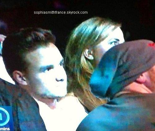14/09/13: Sophia et Liam ont assist� � un match de lutte � Birmingham