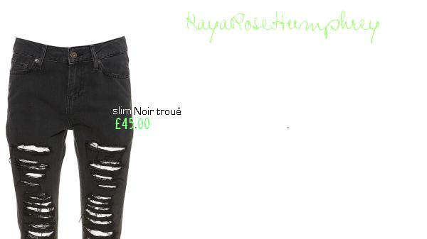 slim noir trou comme celui d 39 effy si vous avez pas envie d 39 acheter un pantalon pour. Black Bedroom Furniture Sets. Home Design Ideas