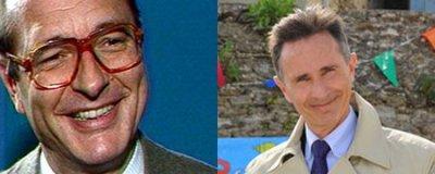 Thierry Lhermitte en Jacques Chirac !