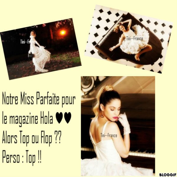News De notre Miss Perfect ♥