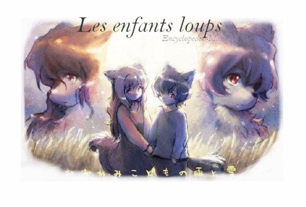 Les Enfants Loups, Ame & Yuki ( Ôkami Kodomo no Ame to ...