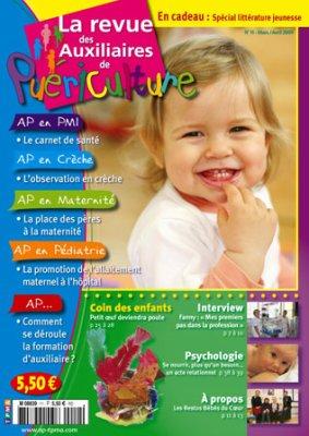 La revue des Auxiliaires de Pu�riculture