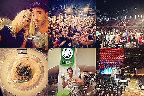 D�couvrez les derni�res photos personnelles de Maxime post�es sur son compte Instagram !