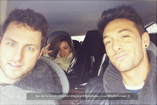 Photo post�e le 24 F�vrier 2014 sur le Twitter de Maxime.