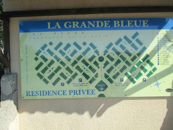 Information de la r sidence - Residence la grande bleue port leucate ...