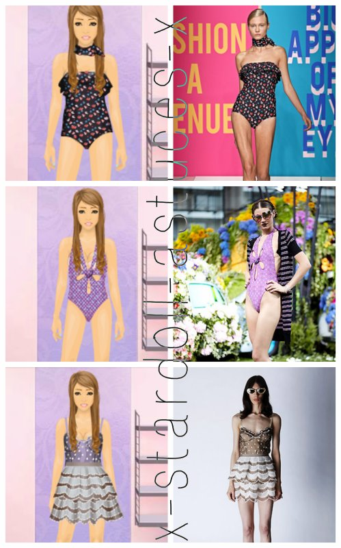 Stardoll version r�el #1 Rivera