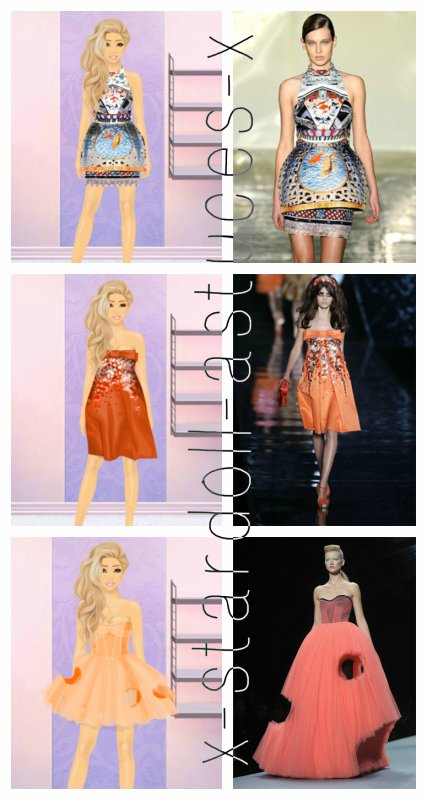 "Stardoll version r�el #4 ""Callie's picks No.21"""