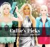 Nouveaut�s Callie's Picks
