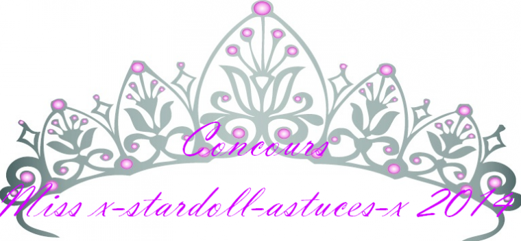 M�ga concours annuel : Miss x-stardoll-astuces-x 2014