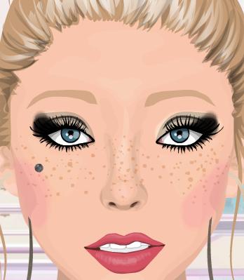 Tuto Make-up n�1 : Mon maquillage du moment