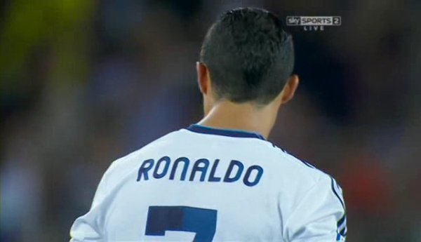 Cristiano Ronaldo Vs FC Barcelona Away.