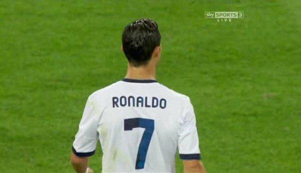 Cristiano Ronaldo Vs FC Barcelona Home.