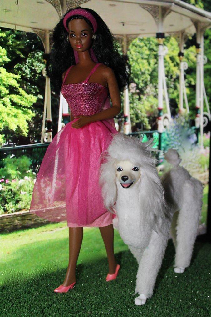 Barbie prom ne son chien mon blog de poup es - Barbie et son chien ...