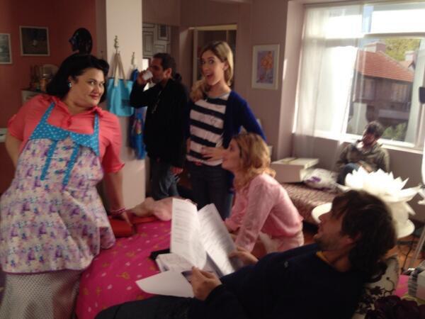Violetta saison 3 backstage juillet arrive et les photo aussi - Photo de violetta saison 3 ...