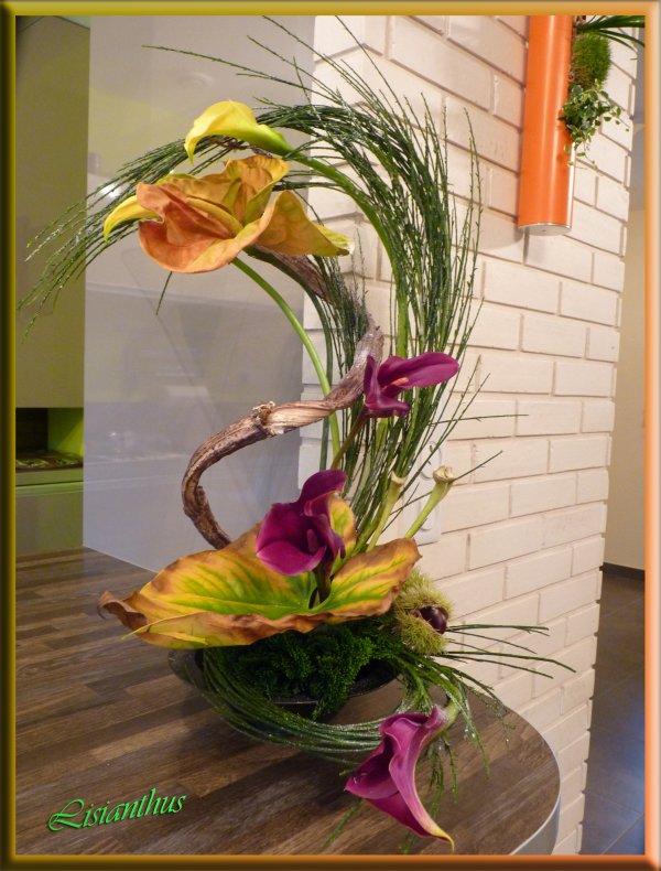 premiers frimas art floral bouquet cr ations florales de. Black Bedroom Furniture Sets. Home Design Ideas